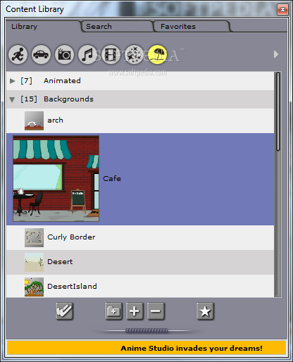 screenshot.Anime .Studio.Pro 4 ساخت انیمیشن Anime Studio Pro 10 0 Build 12127