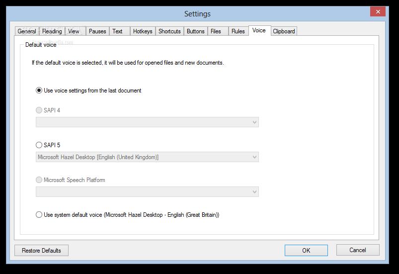 screenshot.Balabolka 4 نرم افزار تبدیل متن به گفتار Balabolka 2 9 0 566