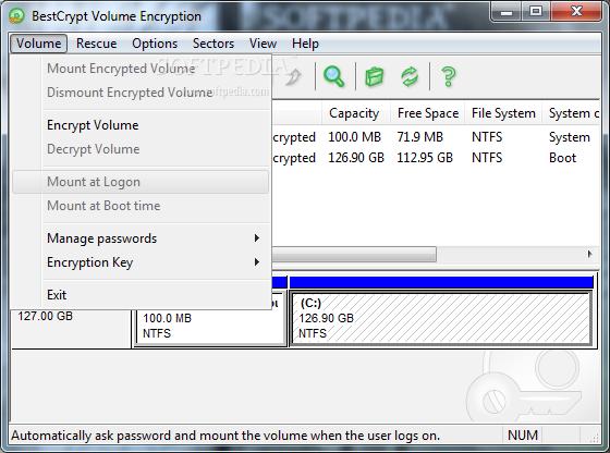 screenshot.BestCrypt Volume Encryption 2 نرم افزار رمزگذاری اطلاعات BestCrypt Volume Encryption 3 62 14
