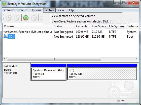 screenshot.BestCrypt Volume Encryption 3 نرم افزار رمزگذاری اطلاعات BestCrypt Volume Encryption 3 62 14
