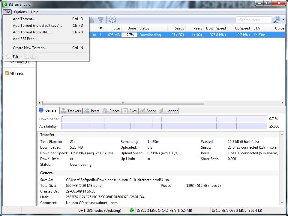 screenshot.BitTorrent 3 دانلود BitTorrent Pro 7.9.9 Build 43364 Final نرم افزار دانلود از تورنت