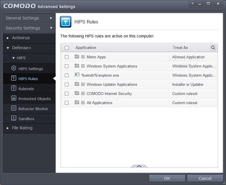 screenshot.Comodo.Antivirus 3 دانلود نرم افزار آنتی ویروس Comodo Antivirus 8.4.0.5068