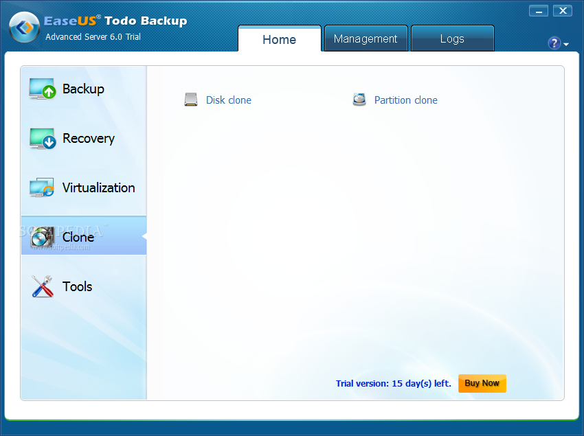 screenshot.EaseUS.Todo .Backup.Advanced.Server 1 نرم افزار بک آپ گرفتن از سرور EaseUS Todo Backup Advanced Server 6 1
