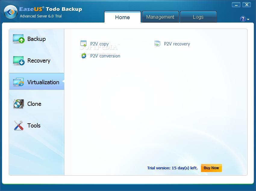 screenshot.EaseUS.Todo .Backup.Advanced.Server 4 نرم افزار بک آپ گرفتن از سرور EaseUS Todo Backup Advanced Server 6 1