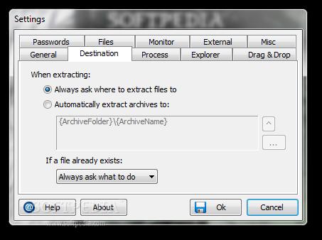 screenshot.ExtractNow 3 نرم افزار استخراج فایل های فشرده ExtractNow 4 8 2 0