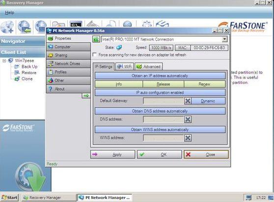 screenshot.Farstone 4 دانلود Farstone TotalRecovery Pro 10 0 Build 20131120 نرم افزار بازیابی فایل ها