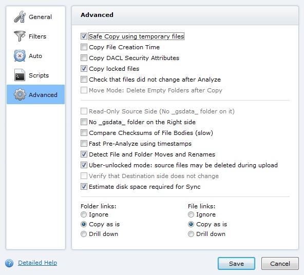 screenshot.Goodsync.Enterprise 2 نرم افزار پشتیبان گیری و هماهنگ سازی فایل ها Goodsync Enterprise 9 7 6 6
