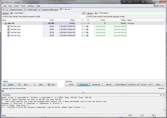screenshot.Goodsync.Enterprise 3 نرم افزار پشتیبان گیری و هماهنگ سازی فایل ها Goodsync Enterprise 9 7 6 6