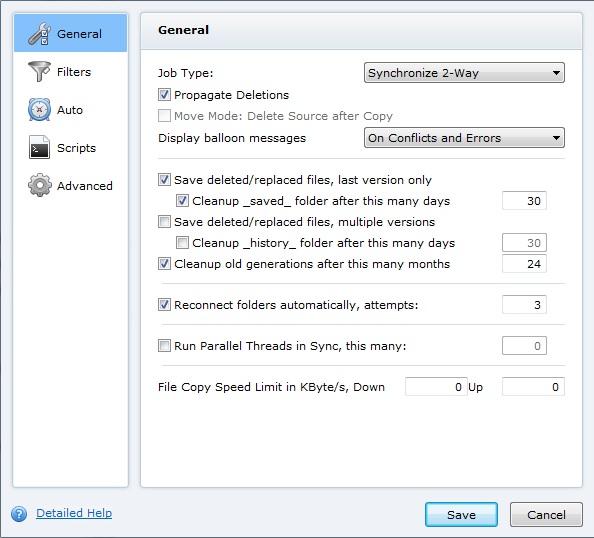 screenshot.Goodsync.Enterprise 4 دانلود GoodSync Enterprise 9.9.9.9