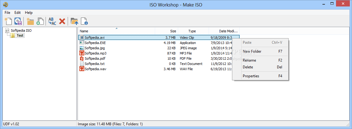 screenshot.ISO .Workshop.1 نرم افزار ایمیج گیری از سی دی و دی وی دی ISO Workshop 5 2