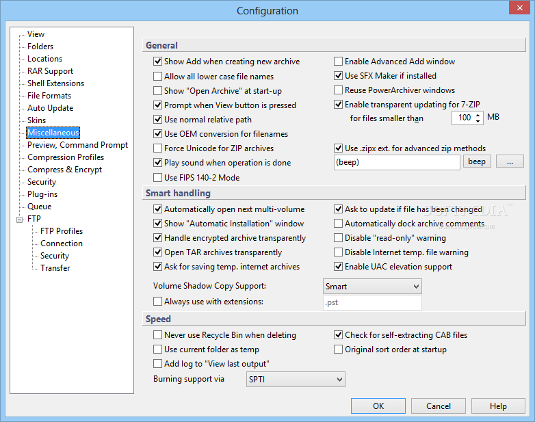 screenshot.PowerArchiver 2 نرم افزار فشرده سازی PowerArchiver 2013 14 02 05 Final