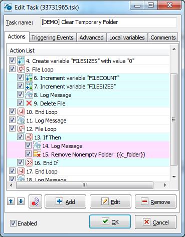 screenshot.RoboTask 1 نرم افزار اجرای خودکار کارها RoboTask 6 0 0 846