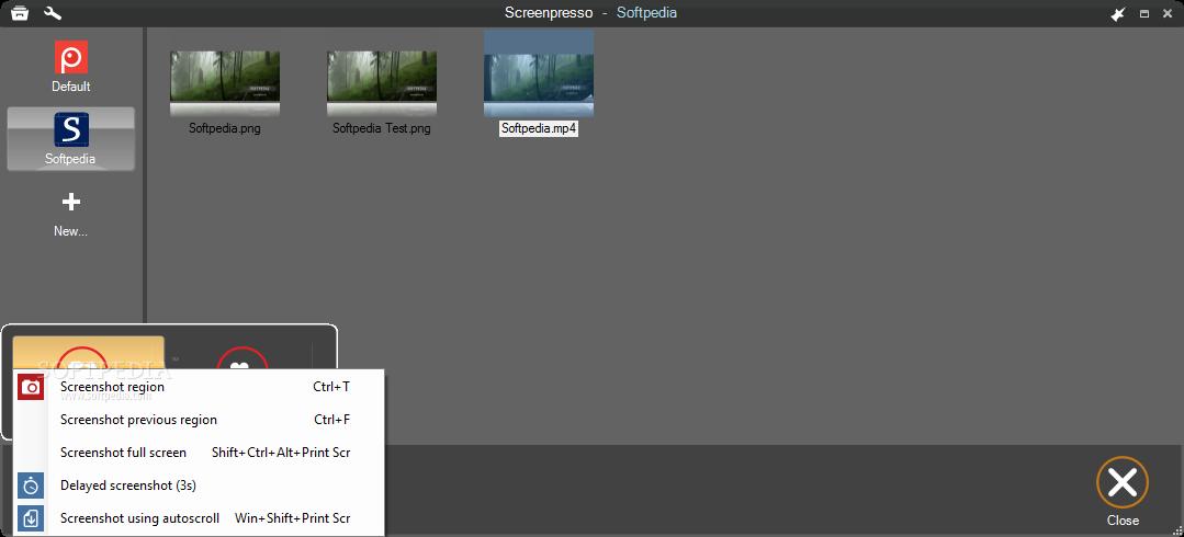 screenshot.Screenpresso 2 تصویر برداری از محیط ویندوز Screenpresso PRO 1 5 0 5