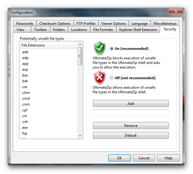 screenshot.UltimateZip 4 دانلود نرم افزار فشرده سازی اطلاعات UltimateZip 7 0 1