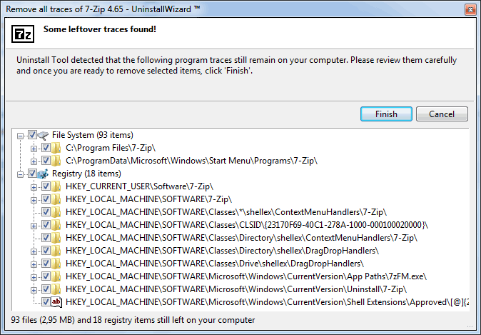 screenshot.Uninstall.Tool 3 نرم افزار حذف کامل برنامه های نصب شده Uninstall Tool 3 3 3 Build 5322