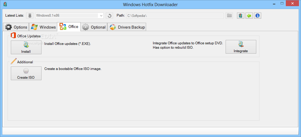screenshot.Windows.Hotfix.Downloader 4 نرم افزار دانلود آپدیت های ویندوز Windows Hotfix Downloader 7 5