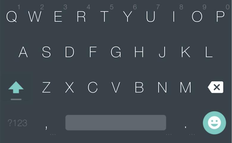 shen ye android l keyboard دانلود کیبورد گوگل برای آندروید