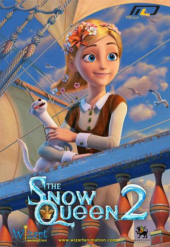 snow queen دانلود  انیمیشن ملکه برفی ۲ – The Snow Queen 2