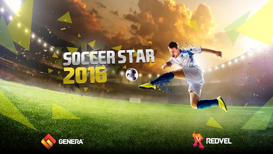 soccer star 2016 world legend دانلود بازی ستاره فوتبال 2016 v3.2.6 برای آندروید