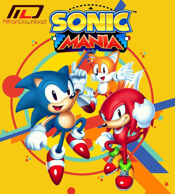 sonic mania 06 23 17 3 دانلود بازی Sonic Mania برای PC