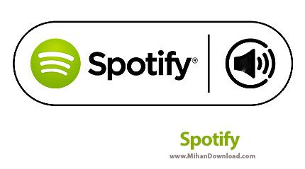 spotify icon دانلود Spotify پخش آنلاین موزیک برای ویندوز