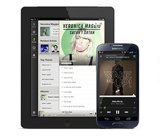spotify دانلود نرم افزار موزیک پلیر Spotify Music 3.2.0.1182 Tablet Mod اندروید