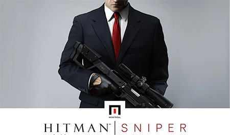 squareenixmontreal دانلود بازی هیتمن اسنایپر Hitman: Sniper 1.3.49044 اندروید