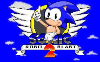 srb2 title 123456 دانلود Sonic Robo Blast 2 بازی سونیک برای کامپیوتر