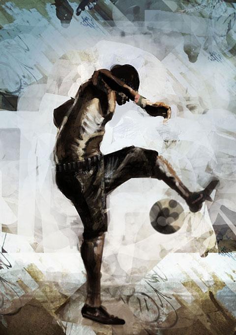 street football دانلود کلیپ دیدنی گل کوچیک ستارگان فوتبال جهان
