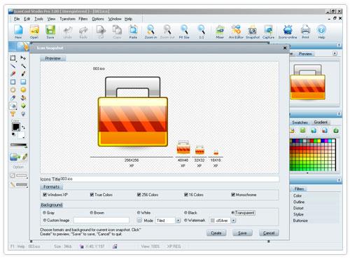 studio 8 دانلود IconCool Studio Pro 8.20 Build 140222 نرم افزار طراحی آیکون