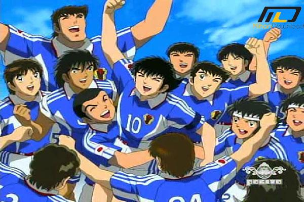 دانلود تمام قسمت های کارتون فوتبالیست ها دوبله فارسی