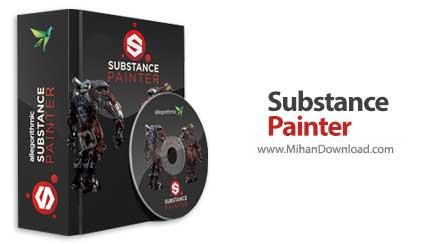 substance painter دانلود Substance Painter نرم افزار طراحی بافت گرافیکی