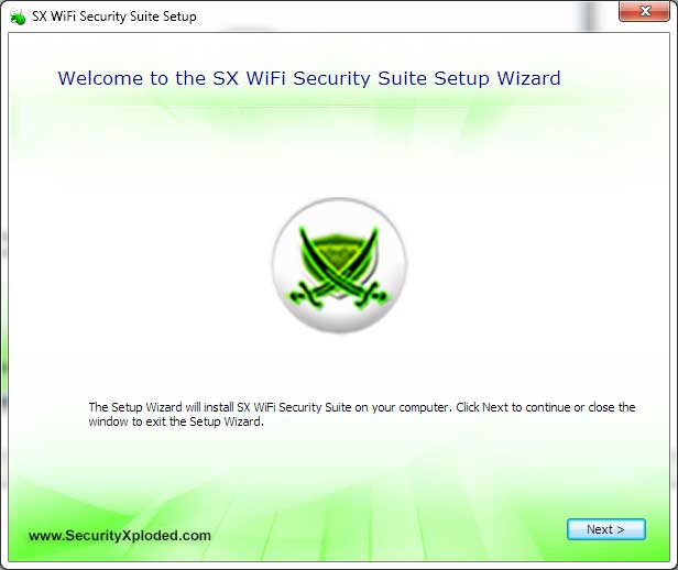 sxwifisecuritysuite installer big دانلود نرم افزار بالا بردن امنیت وای فای