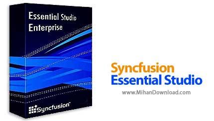 syncfusion essential studio 2015 enterprise v13.2 1 دانلود Syncfusion Essential Studio نرم افزار کامپوننت های طراحی تحت وب ویندوز و موبایل