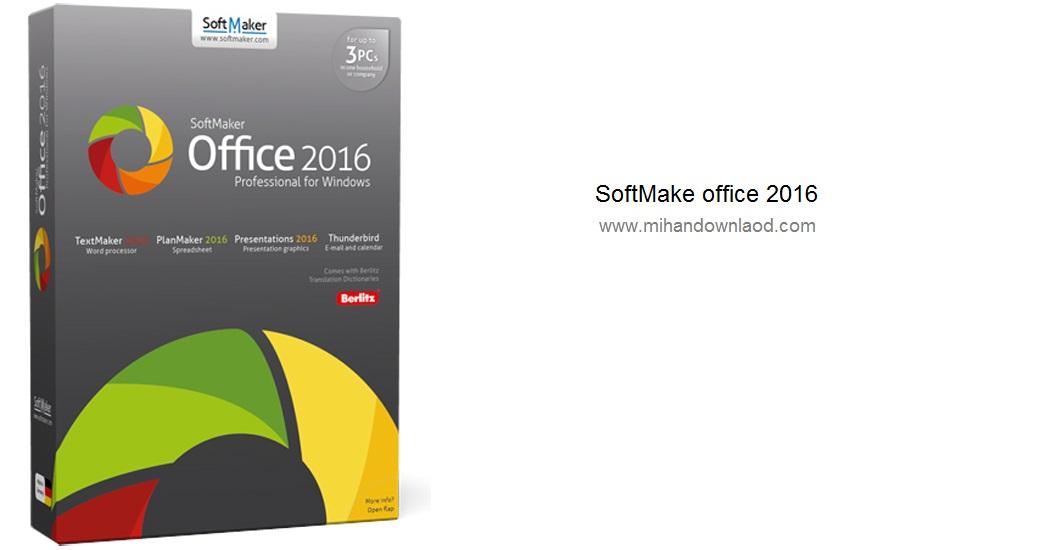 t5qvoCf21EK8MFZM9NDU7ruPhve9VBdo دانلود نرم افزار افیس میکر SoftMaker Office Professional 2016 rev 761.0927
