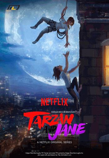 tarzan and jane دانلود فصل اول انیمیشن Tarzan and Jane 2017 تارزان و جین