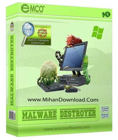 th1 دانلود EMCO Malware Destroyer 7.5.15.1950 DC 07.07.2015 نرم افزار حفاظت از ویندوز