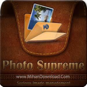 th2 دانلود Photo Supreme 1 9 5 167 نرم افزارمدیریت تصاویر