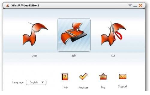 th 801488 دانلود نرم افزار ویرایش فایل تصویری Xilisoft Video Editor 2.2 Final
