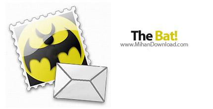 the bat icon دانلود The Bat نرم افزار مدیریت سرویس های ایمیل