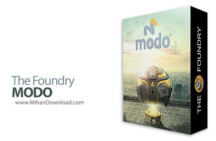 the foundry modo 10 دانلود The Foundry MODO نرم افزار طراحی و رندر مدل سه بعدی