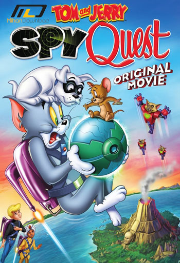 tom jerry spy quest دانلود انیمیشن ۲۰۱۵ Tom and Jerry: Spy Quest