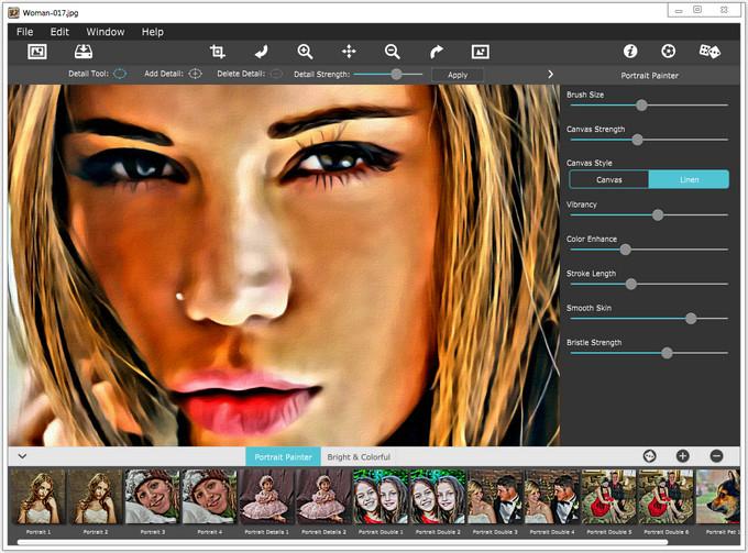 tzMxXueiVI906b7GGlWFNUhvceOPEab8 دانلود JixiPix Portrait Painter 1.26 نرم افزار ویرایش تصویر