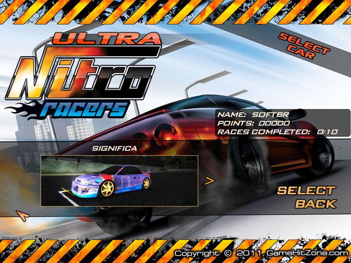 ultra nitro racers 1 دانلود Ultra Nitro Racers بازی ماشین برای کامپیوتر