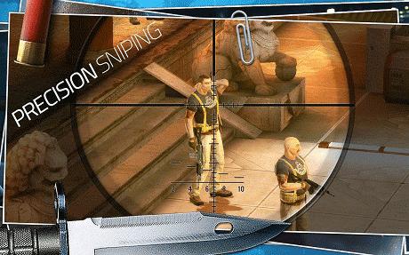 unnamed 37 دانلود بازی قرار داد قاتل Contract Killer Sniper 3.0 MOD APK اندروید