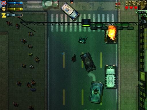 url8 دانلود سری کامل بازی GRAND THEFT AUTO برای کامپیوتر : GTA2