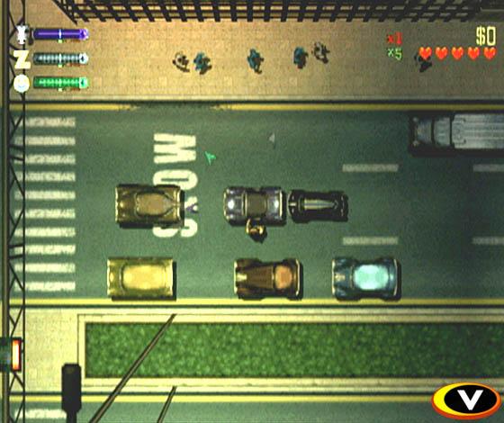 ursl دانلود سری کامل بازی GRAND THEFT AUTO برای کامپیوتر : GTA2