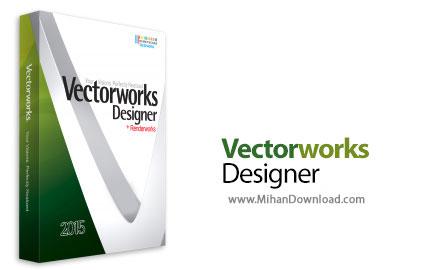 vectorworks designer  دانلود Nemetschek VectorWorks Designer Edition نرم افزار طراحی دکوراسیون