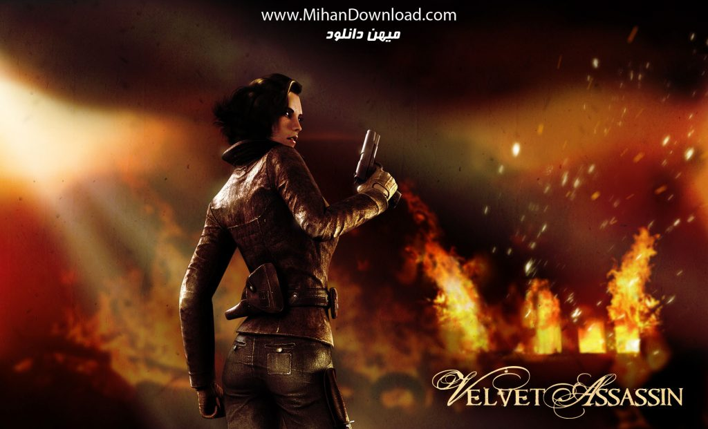 velvet assassin icon 1024x621 دانلود بازی فوق العاده زیبا و اکشن Velvet Assassin برای کامپیوتر