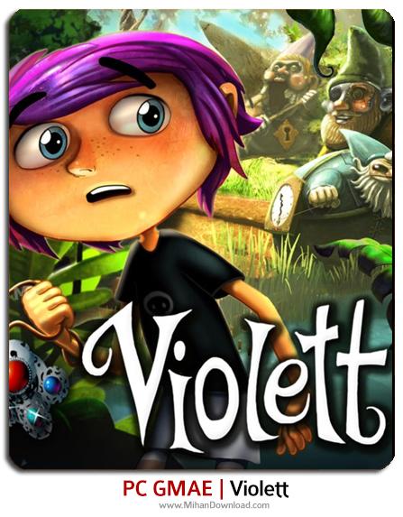 viollet دانلود بازی Violett برای کامپیوتر